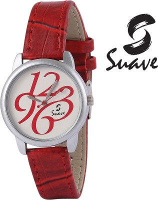 Suave Collections SGSWR20 Elite Analog Watch  - For Girls