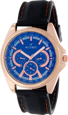Accurist AGAC-147010_Blue Analog Watch  - For Men
