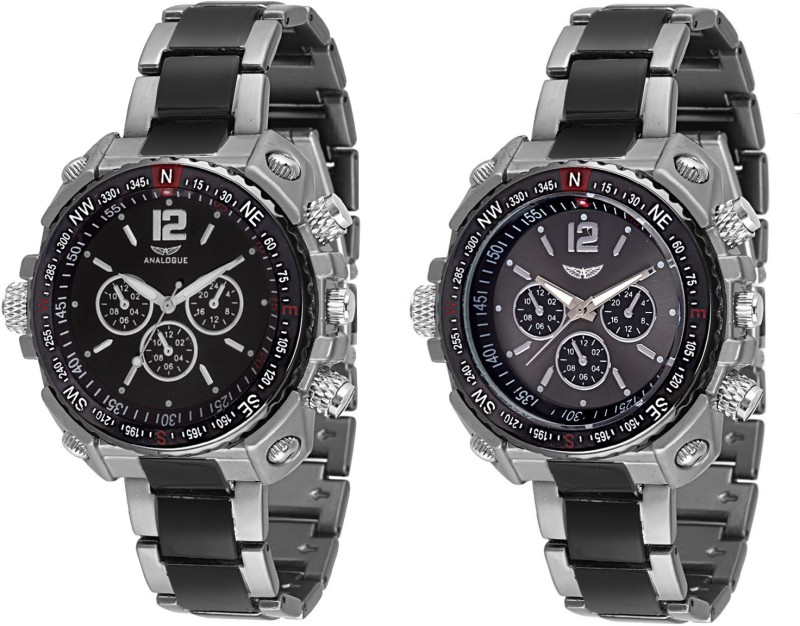 Analogue ANLG 211nd211 COMBO OF 2 CLASS EXPERIENCE Analog Watch