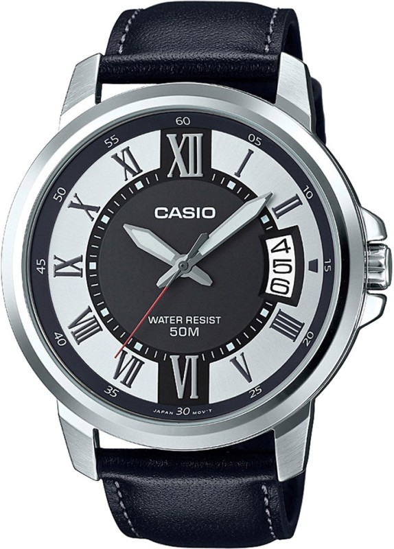 Casio A1167 Enticer Mens Analog Watch For Men