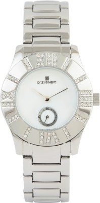 DSIGNER 665SM-1 Analog Watch - For Women