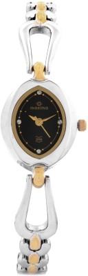 Maxima 25611BMLT Gold Analog Watch  - For Women