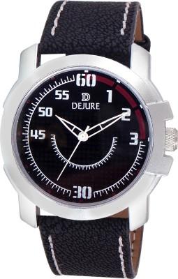 Dejure DJG1026BK Analog Watch  - For Men, Boys