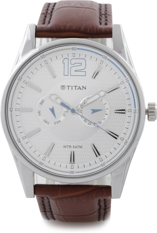 Titan NH9322SL05ME Octane Analog Watch For Men