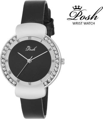 Posh PST201p Analog Watch  - For Girls, Women