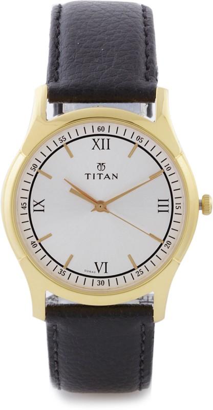 Titan NH1636YL01 Karishma Analog Watch For Men