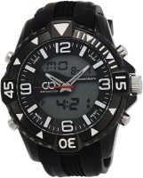 Gio Collection GLED 1917A Special Collection Analog Digital Watch