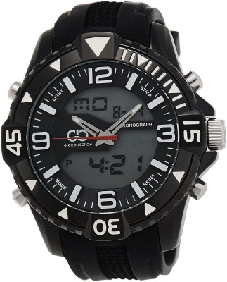 Gio Collection GLED-1917A Special Collection Analog-Digital Watch  - For Men