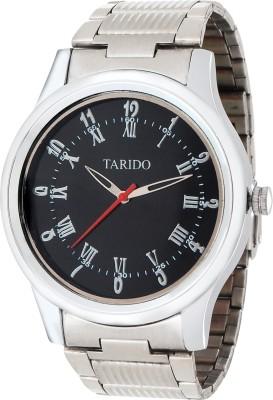 Tarido TD-GR219-BK-SV Analog Watch  - For Men