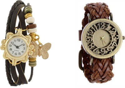 COSMIC REEZE763 PACK OF 2 WOMEN BRACELET WATCHES Analog Watch  - For Women