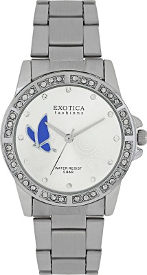 Exotica Fashions EFL-95-ST Basic Analog Watch  - For Women