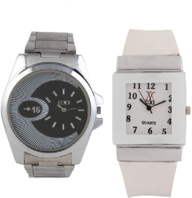 Lime AVW-25lady-08 Analog Watch  - For Couple