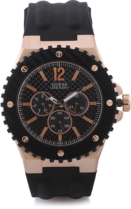 Guess W12653G1 Analog Watch For Men