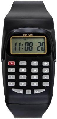 Sams KD01 Calculator Series Digital Watch  - For Boys
