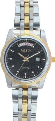 Faleda 6154TTB-DAY-DATE Sports Analog Watch  - For Men