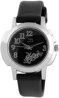 Watch Me WMAL-096-BKKy Analog Watch  - For Women