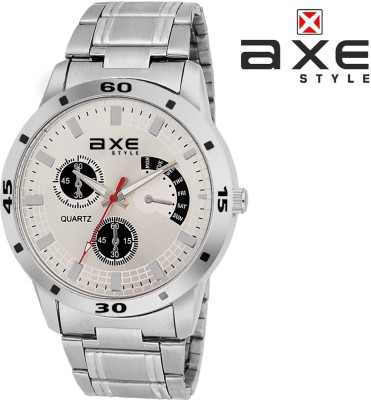 Axe Style X1115SM02 New Style Analog Watch  - For Men, Boys