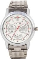 Dice DCMLRD35SSSLVWIT376 Analog Watch  - For Men