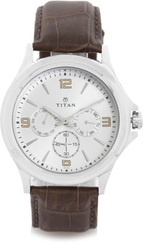 Titan 1698SL01 Analog Watch For Men
