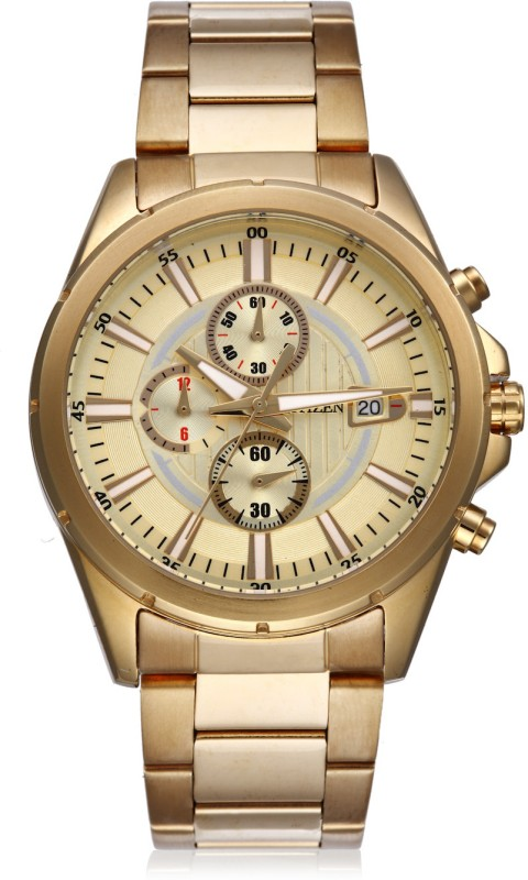 Citizen AN3562 56P Eco Drive Analog Watch For Men