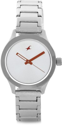Fastrack NG6078SM02 Analog Watch - For Women