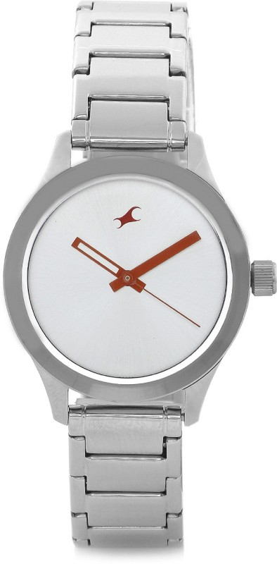 Fastrack NG6078SM02 Analog Watch For Women