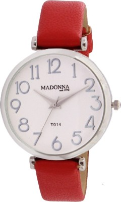 Madonna MDN-008-RED Analog Watch  - For Women