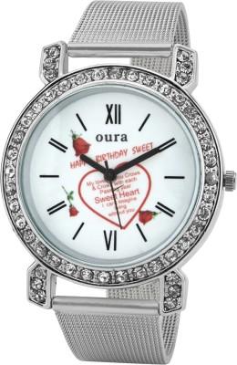 Oura Oura-WWWCH-181 Analog Watch  - For Women