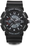 Sanda S7573GY Analog-Digital Watch  - Fo...