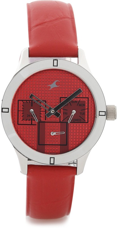 Fastrack NE6078SL09 Analog Watch For Women