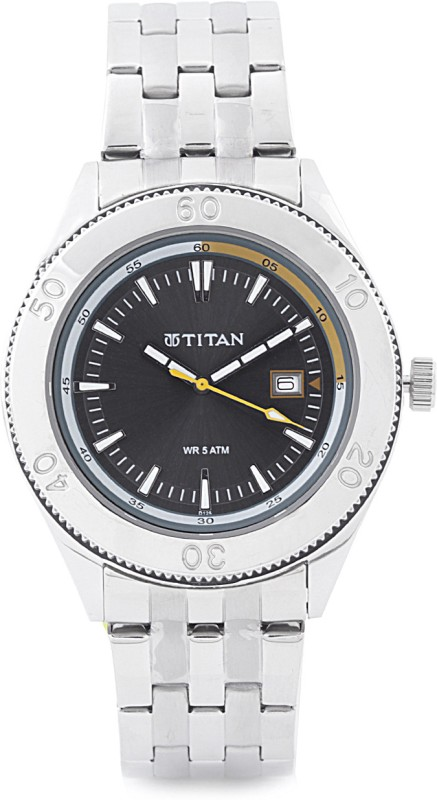 Titan NF9324SM06 Analog Watch For Men