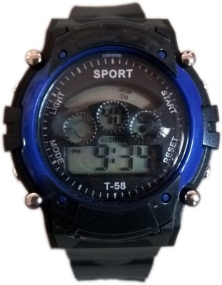 Rana Watches SPWWR30MBLU Others Digital Watch  - For Boys
