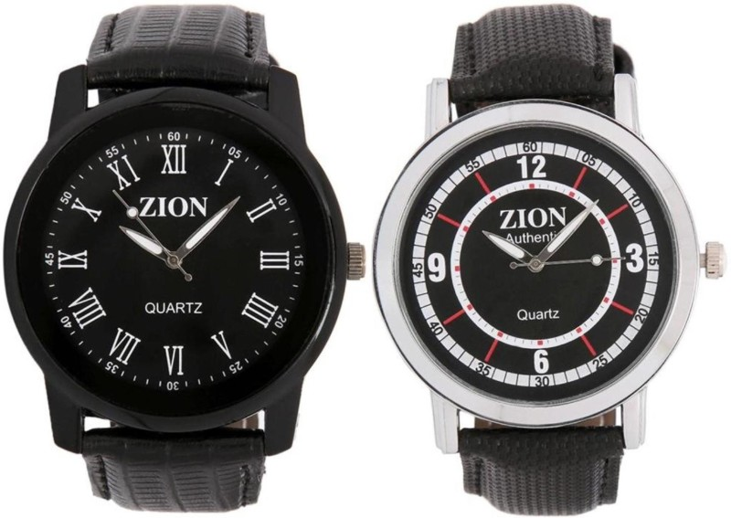 Zion 1080 Analog Watch For Men