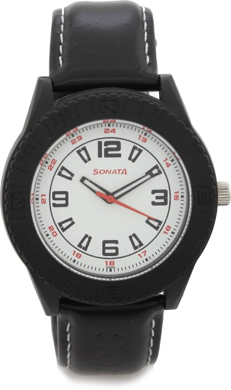 Sonata 7984PP01 Analog Watch For Men