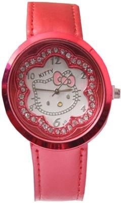 SIHRA Hello Kitty Analog Watch  - For Girls