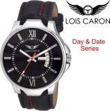 Lois Caron LCS-4119 BLACK DAY & DATE Ana...