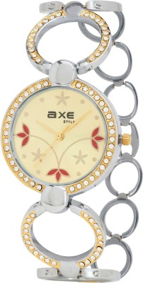 Axe Style X0304C Analog Watch  - For Women