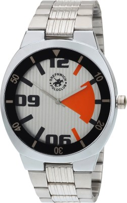 Greenwich Polo Club GN-161 Analog Watch  - For Men
