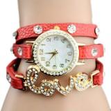 Yashmit Valentine Watch Diamond Studded ...