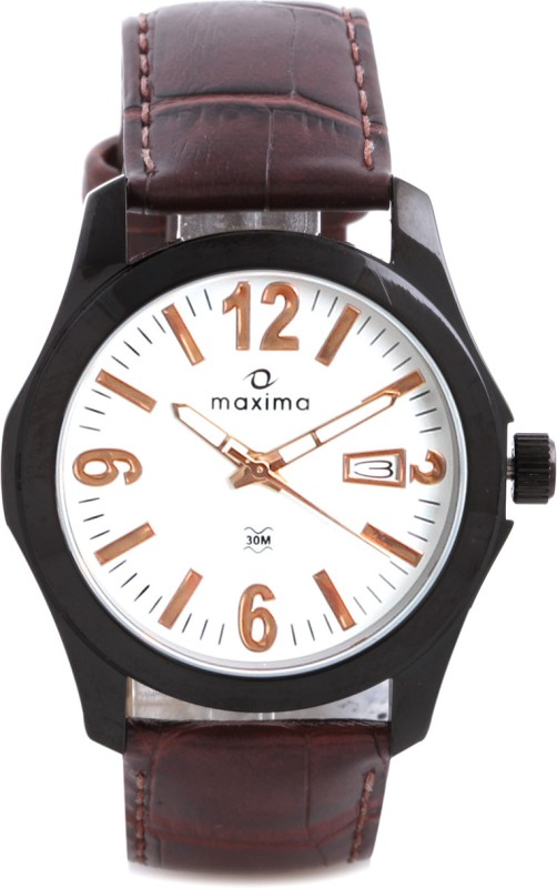 Maxima 25120LMGB Attivo Analog Watch For Men