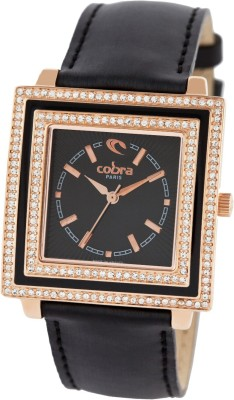 Cobra Paris RC60712-2 Analog Watch  - For Women, Girls