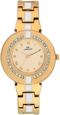 Conquer a0012 Analog Watch  - For Women