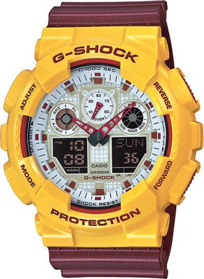 Casio G534 G-Shock Analog-Digital Watch  - For Men
