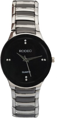 RODEC RD blk-slvr raado mens analog watch Analog Watch  - For Men