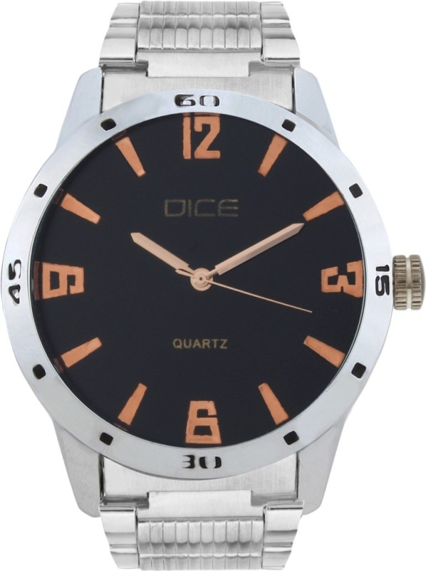 Dice NMB B059 4254 Number Analog Watch For Men