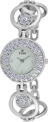 Vego AGF029 Vego Silver Color Analog Watch For Women,s(AGF029) Analog Watch  - For Women