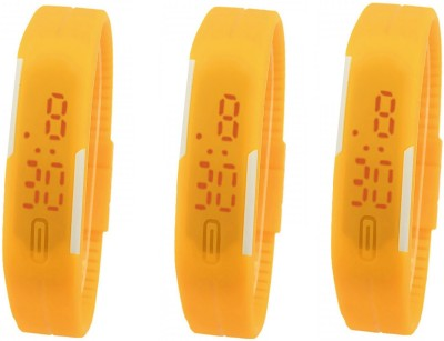 Fashion Hikes FH2584 Digital Watch  - For Boys, Men, Girls, Women, Couple