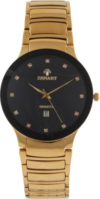 ZENART ZZJQ-4561G-GC1 Analog Watch  - For Men