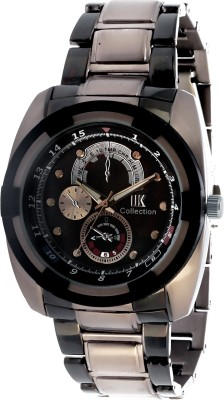 dazzle Ik-Gr004-Blk-Bch Iik Analog Watch  - For Men