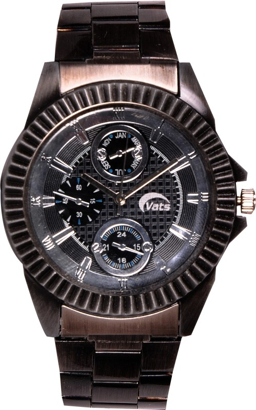 Vats VT1020LM01 Casual Analog Watch For Men